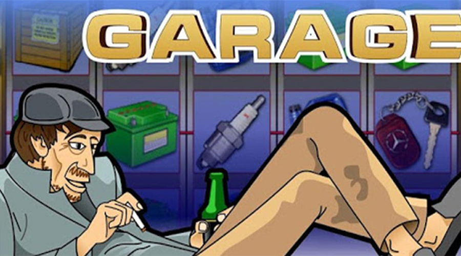 Ігровий автомат Garage