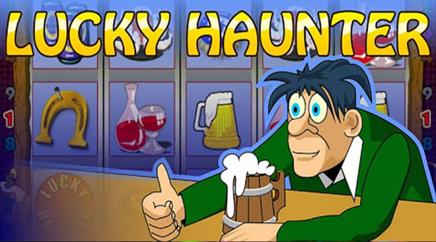 Ігровий автомат Lucky Haunter