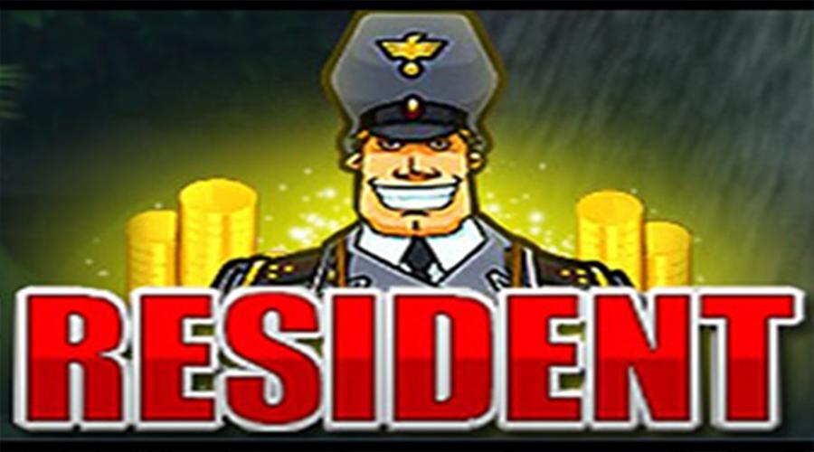 Ігровий автомат Resident грати в демо-режимі